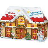 Calendario Avvento Ferrero.Soggetti Natalizi